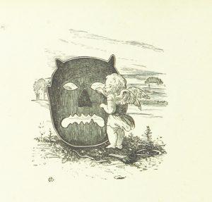 Auto da Barca do Inferno, de Gil Vicente – desenho e pintura