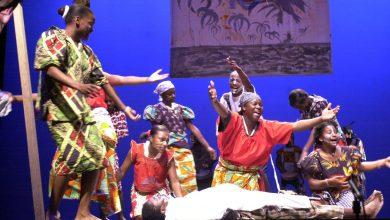 Danças tradicionais angolanas