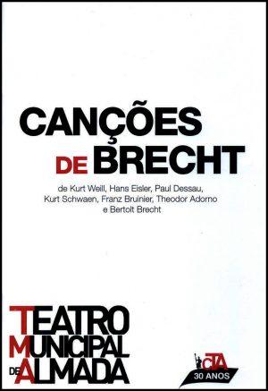 CANÇÕES DE BRECHT