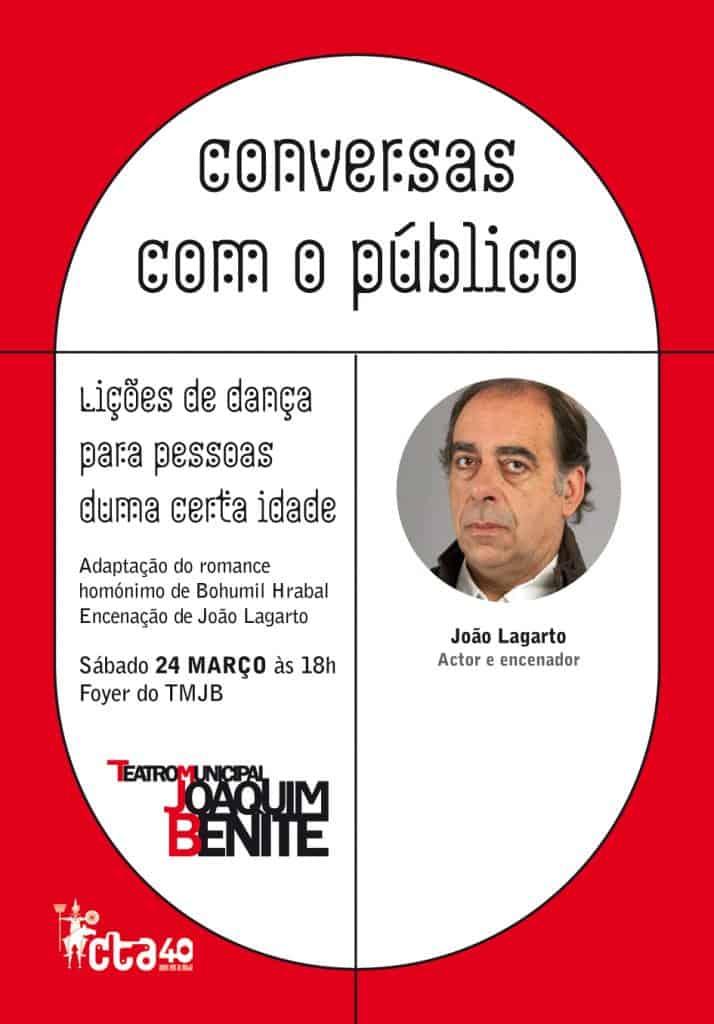 À conversa com João Lagarto