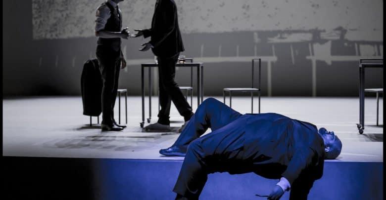 MORTE DE UM CAIXEIRO-VIAJANTE