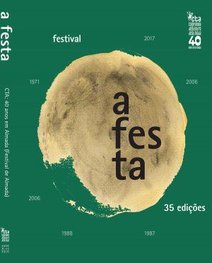CATÁLOGOS DA EXPOSIÇÃO CTA – 40 ANOS EM ALMADA (FESTIVAL DE ALMADA)