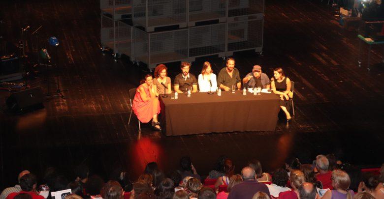 A Companhia de Teatro de Almada recebeu professores