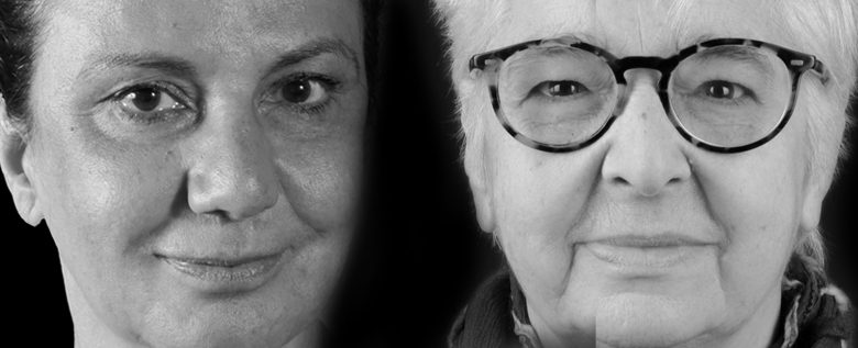 Teresa Gafeira e Eugénia Vasques