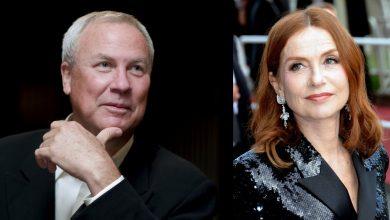 Robert Wilson e Isabelle Huppert